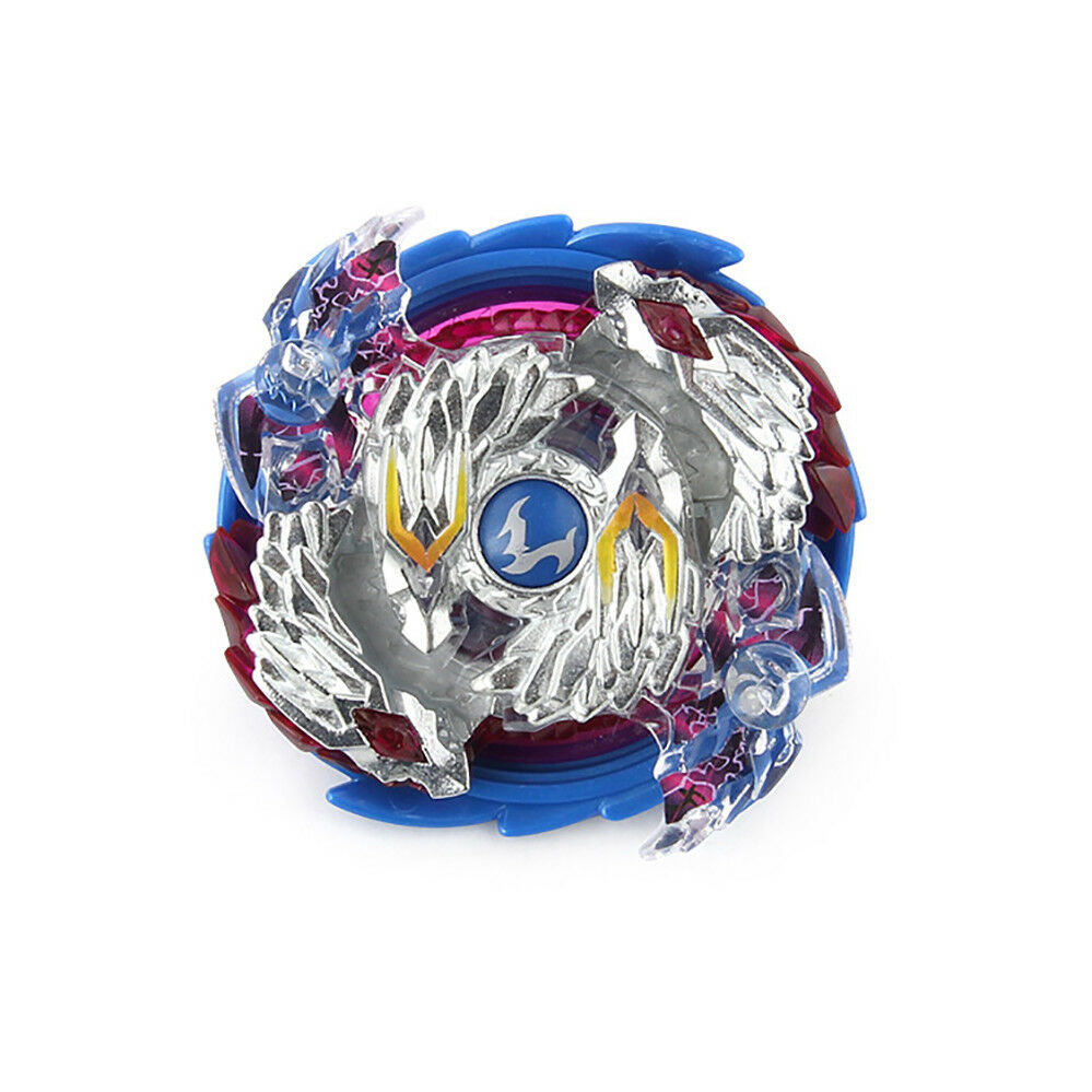 Fusion Rare Beyblade Set Metal Fight Master 4D Top Rapidity With Launcher Grip 6