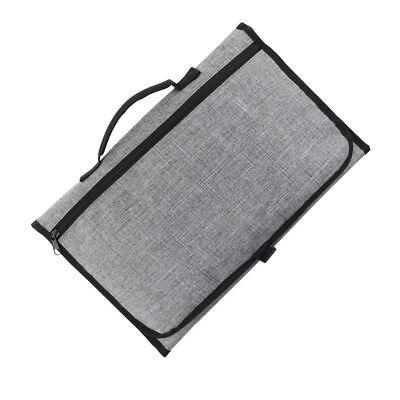 Portable Changing Change Clutch Mat Diaper Bag Foldable Pad Handbag Baby Nappy 2