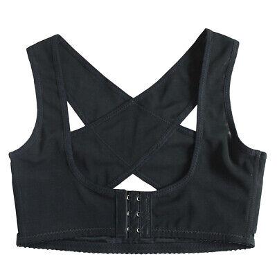 Women Chest Vest Adjustable Shoulder Back Posture Corrector Support Belt Brace 3