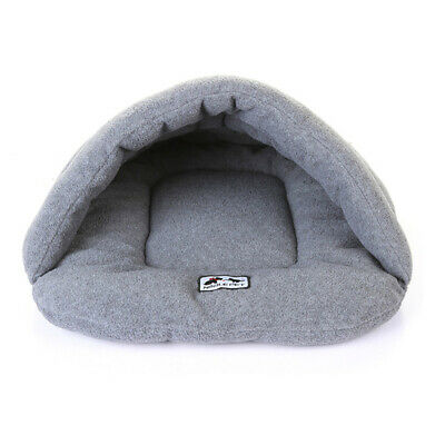 Pet Dog Cave Pad Sleeping Bag Bed Mat Warm Puppy Nest House Soft Cat 5