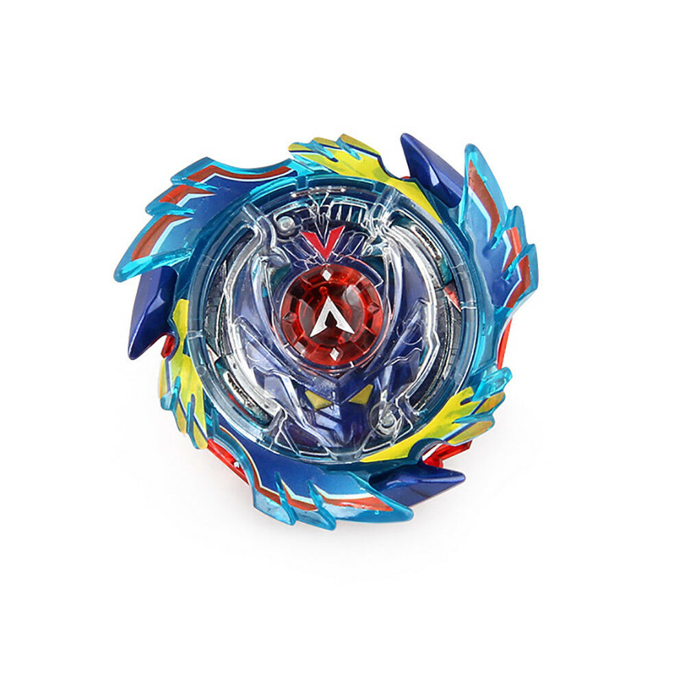 Fusion Rare Beyblade Set Metal Fight Master 4D Top Rapidity With Launcher Grip 9