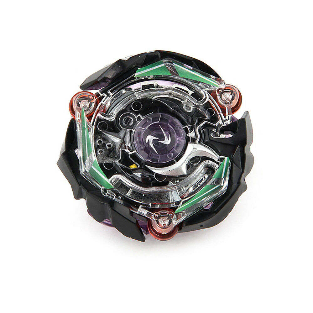 Fusion Rare Beyblade Set Metal Fight Master 4D Top Rapidity With Launcher Grip 8