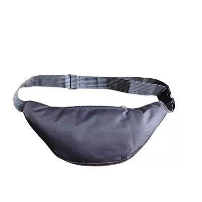 Bum Waist Bag Handy Belt Climbing Hiking Sport Unisex Fanny Pack Zip Pouch 8