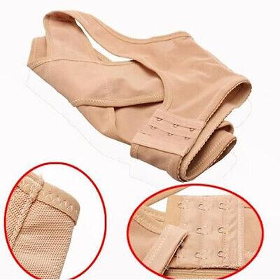 Women Chest Vest Adjustable Shoulder Back Posture Corrector Support Belt Brace 9