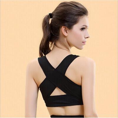 Women Chest Vest Adjustable Shoulder Back Posture Corrector Support Belt Brace 4