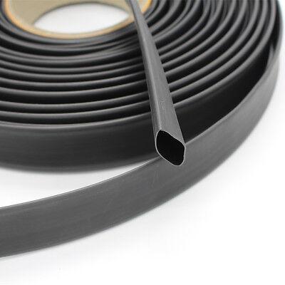 3~50mm 3:1 GLUE LINED ADHESIVE BLACK HEAT SHRINK TUBING TUBE HEATSHRINK TUBE 3M
