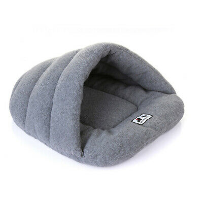Pet Dog Cave Pad Sleeping Bag Bed Mat Warm Puppy Nest House Soft Cat 3