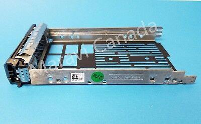 "Dell F238F X968D G302D 3.5"" Hard Drive Tray Caddy  R710 R720 R620 R520 R510 R410"