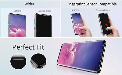 For Samsung Galaxy S10 S10 Plus S10E Full Coverage Hydrogel Screen Protector 5