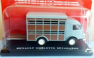 Renault utility no 1 goelette betaillere 1//43 hachette ixo