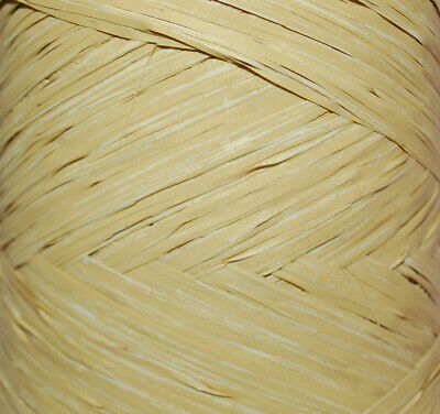 Raffia NATURAL SHADES * Flowers Gifts Crafts Scrapbooks  MULTIAUCTION FAST&CHEAP 4