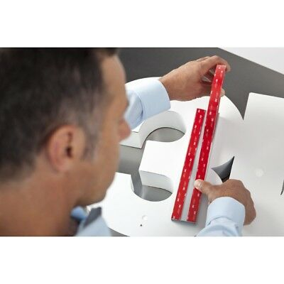 3M™ VHB™ Double Sided Acrylic Foam Tape Heavy Duty Mounting Tape Grey 1-5m rolls 2