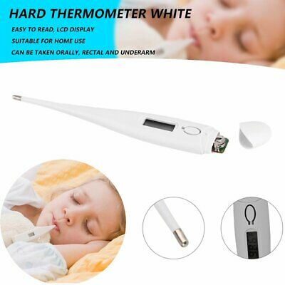 Digital LCD Medical Thermometer Heating Fever Temperature Baby Body Adult dx 5