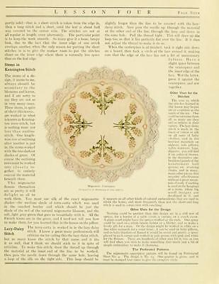213 Rare Needlecraft Books On Dvd - Home Embroidery Needlework Patterns Textiles 7