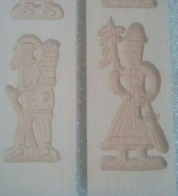 2 grosse Holzmodel für Spekulatius / Lebkuchen ?