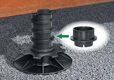 SPAX Lift Terrassenträger 3/5 33-50 - 5/9 55-82mm höhenverstellbar & Extension