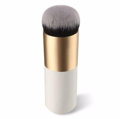 Pro Flat Foundation Face Blush Kabuki Powder Contour Makeup Brush Cosmetic Tool