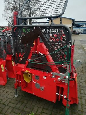 FORESTRY WINCH PTO KRPAN 4SI BRAND NEW 4T