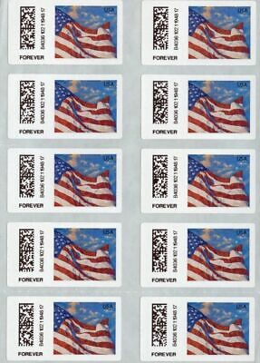 20 Brand New Unused USPS Forever Postage Stamps ~ No Expiration ($11 VALUE) 2