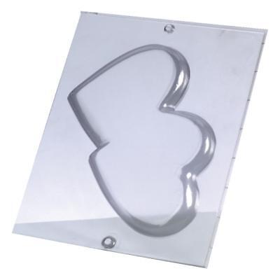 Gießform EFCO aus Kunststoff für BETON Gießmassen uvm HERZEN Doppel-Herz 9500178