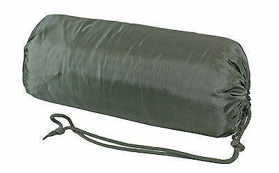 NEW Olive Green Ripstop PONCHO LINER - Multi Function Thermal Emergency Blanket