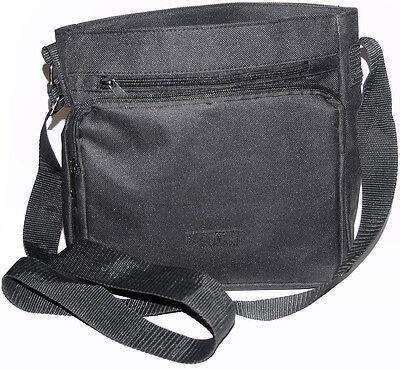 ANATOLI Katze - Schwarze SCHULTERTASCHE Tasche Umhängetasche Bag 32 - ANA 06 2