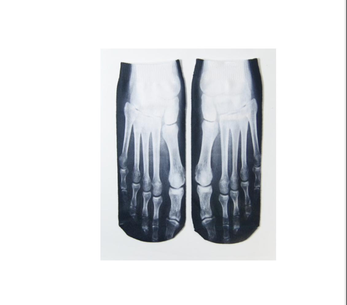 fcded8c27856e Chaussettes femmes hommes humoristiques humour drôle cadeaux noel sock 8 8  sur 12 ...