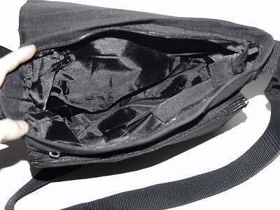 ANATOLI Katze - Schwarze SCHULTERTASCHE Tasche Umhängetasche Bag 32 - ANA 06 3