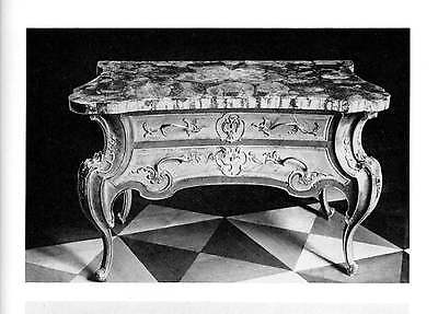 Berlin Castle Potsdam Baroque Rococo chest of drawers type commode royal 11