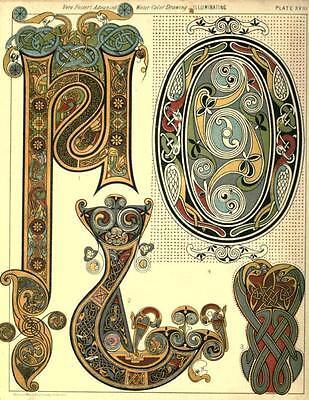 123 Rare Books On Dvd - Illuminated Manuscripts Illumination Medieval Art Artist 3