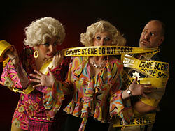 2 Tickets To Marriage Can Be Murder Show In Las Vegas 2