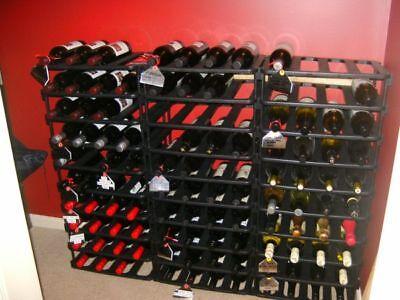 120 Bottle Vinrac wine rack modular cellar racks 2