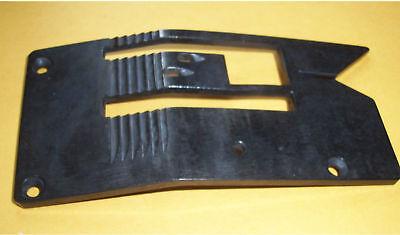 1PCS  #244122 THROAT PLATE  FOR PORTABLE BAG CLOSER NEWLONG NP-7A NP-7