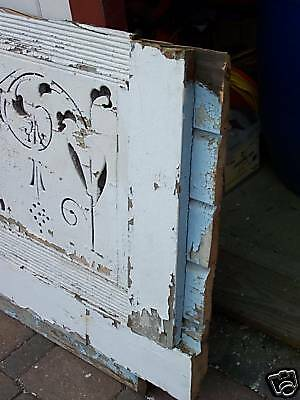 "AWESOME VICTORIAN gingerbread house fascia board 84x30"" 7"