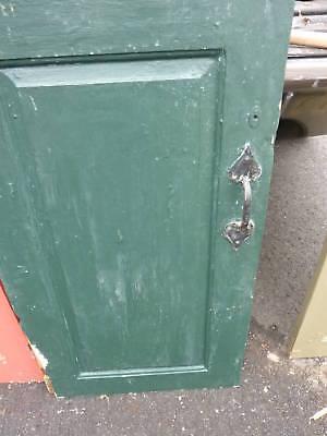 "18th century 2 panel door raised panels 22 x 77.5"" 3"