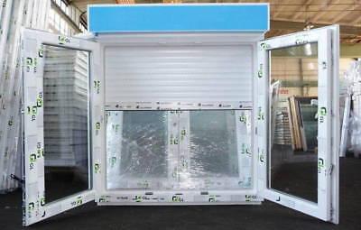 110 x 125 cm 2flg stulp fenster kunststofffenster mit. Black Bedroom Furniture Sets. Home Design Ideas