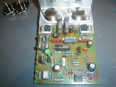 QUAD 303 33 306 & Naim Integrated Power Amplifier Repair And Restoration  Service