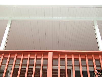 ALUMINUM AWNING, PATIO cover set back beam 20 foot