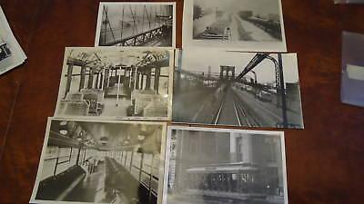 35 Rare Brooklyn NYC Subway Trolley Photos