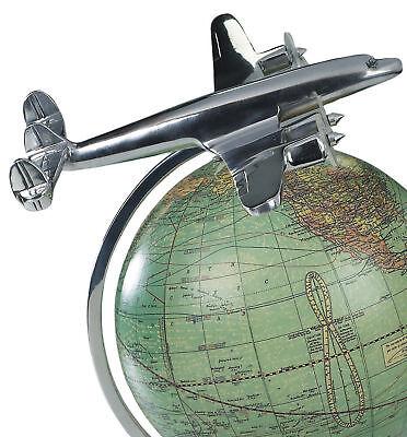 Lockheed L 1049 Super Constellation Desktop Globe Model 2
