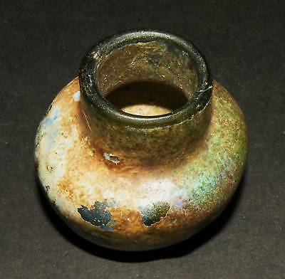 Aphrodite- Ancient Byzantine Flask 7