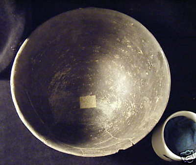 EX-Vietzen Collection Mississippian Culture Large Bowl 6