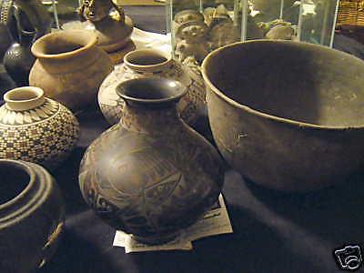 EX-Vietzen Collection Mississippian Culture Large Bowl 12
