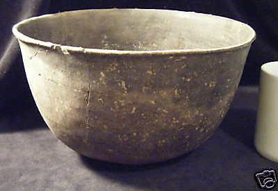 EX-Vietzen Collection Mississippian Culture Large Bowl 9