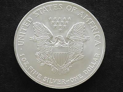 2004 Liberty Walking American Silver Eagle Dollar Coin