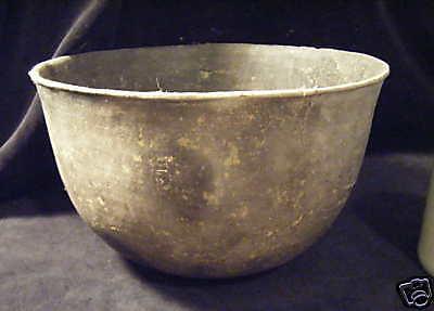 EX-Vietzen Collection Mississippian Culture Large Bowl 7