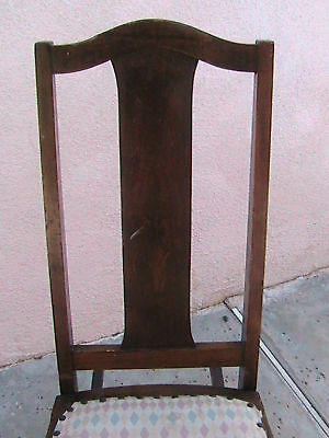Antique Child's Rocking Chair The Philadelphia Chair Co 3