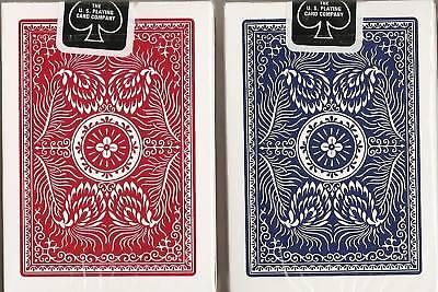 2 DECKS 1001 Aladdin playing cards SMOOTH FINISH! 2