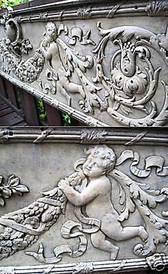 Angels Cherubs Cupids art sculpture wall home decor 3