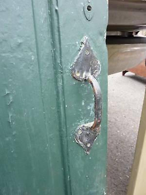 "18th century 2 panel door raised panels 22 x 77.5"" 4"